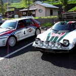 ◆ランチア・マルティニ&ストラトス1/1ミニカーの集まりです。