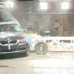 Crash Test Brilliance-BMW 320i C-NCAP 56kph(35mph) Made in China 中国製ドイツ車 中国製独車 クラッシュテスト 衝突実験