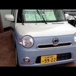 ダイハツ 新型ミラ ココア 可愛いツートンカラー 軽自動車!