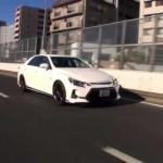 トヨタ マークX G's 試乗インプレッション
