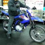 バイク買取センターMCG福岡特選車/2009年式 ヤマハ  WR125R EU仕様