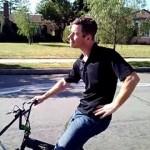 【凄い!ワラタ!】自転車で一気にプチプチ!
