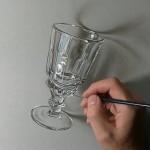 【なるほど!納得!凄い!】超リアルなグラスの描き方!