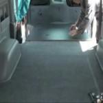 クランクオート製 ハイエースフロアーボードの取付説明