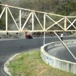 YZサーキットソアラドリフト(横転廃車)