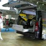 トヨタ車体 ハイエース トランスピット 第40回東京モーターショー2007