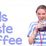 【子供もいろいろ!】生まれて初めてコーヒーを飲んだ子供たち!