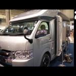 【トムタンデム】ハイエーススーパーロングベースのスタンダードキャブコン Japanese Campingcar Motorhome