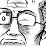 【しみじみ感動!涙!】鉄拳のパラパラ漫画「振り子」