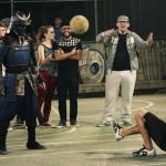 【驚愕の凄い足技!】サムライがブラジルでサッカー!