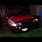 車高短 カローラワゴン USDM