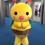 【謎のゆるキャラ】蜂のA8くん!