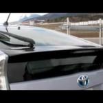 トヨタ新型プリウス・プロトタイプ/TOYOTA NEW PRIUS PROTOTYPE