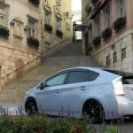 ASI新型プリウスカスタムローダウン (2010 Prius Custom low-down)
