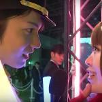 【これは恥ずかしい!】イケメンによる顎クイ体験!東京ゲームショウ2015ボルテージ「偽りの君とスキャンダル」