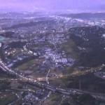 【昼、夜、夕方の映像が圧巻!美しい!】シルバーウィークの渋滞の空撮動画!