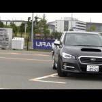 レヴォーグ~スバル・色・比較・グレー・ブラック・LEVORG・新型・最上級グレード・STIモデル・スバリスト・東京オートサロン~