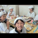 【再生数700万回超え!】日本の給食風景が7ヶ国語に翻訳され世界30ヶ国以上で大絶賛!