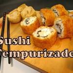 【スシとテンプラの両方を食べたいなら!】外国人が考案した寿司天婦羅!