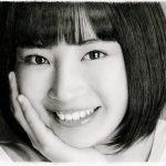 【精密!】広瀬すずの鉛筆画!