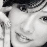 【素晴らしい!】北川景子の鉛筆画!