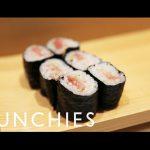 【がんばってますね!】アメリカで有名な寿司職人が外国人に寿司の食べ方を教える!