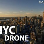 【すごい!】ニューヨークをドローンで空撮!