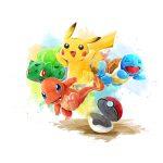 【ポケモンGO(Pokemon GO)ファン必見!】アドビイラストレーター(Adobe Illustrator)でポケモンを描く方法!