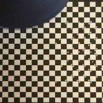 【錯覚映像!】この布はどんな模様に見えますか?