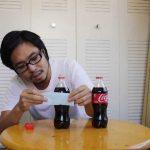 【実験!】冷えピタをペットボトルに貼ったら中身は冷えるのか!?