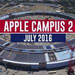 【ドローンで撮影!】Appleの新社屋「Apple Campus 2」が美しすぎる!