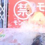 【押すなよ!絶対押すなよ!!】ベテラン芸人ダチョウ倶楽部師匠の熱湯風呂!
