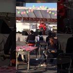 【ツーバス!】青森県のゆるキャラ「にゃんごすた~」のドラムショーが凄すぎ!