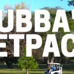【Bubba's Jetpack】ゴルフ場を人が乗って飛んで移動!