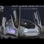 【AI(人工知能)搭載自動車!トヨタ自動車のコンセプトカー】人の感情を読み取ってアドバイスする自動車!