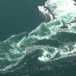 【鳴門の渦開き!】世界最大級の渦潮で知られる徳島県鳴門市の鳴門海峡!