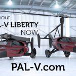 【世界初!】空飛ぶ自動車が発売!