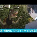 【全部屋人工知能搭載のロボットホテル!】千葉県浦安市の変なホテル舞浜東京ベイ!