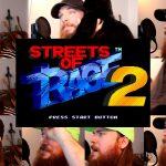 【すごいアカペラ!】セガのメガドライブ(北米版Genesis)のレトロゲーム「ベアナックル2(北米版Street of Rage 2)」のBGMのドリーマー(Dreamer)!