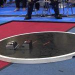 【超高速に世界が驚いた!】日本のロボット相撲!