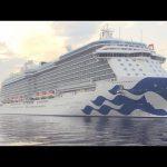 【横浜港に初入港!次は大阪へ】世界最大級の豪華客船マジェスティックプリンセス!