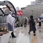【ヨドバシ橋!】ヨドバシ梅田とJR大阪駅をつなぐ空中通路が開通!