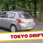 【東京ドリフト(Tokyo Drift)!ドッキリ企画】凄い縦列駐車をするおじいちゃん!
