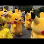 【ピカチュウカーニバルパレード2017!ポケモンGO】横浜みなとみらいエリアをジャック!