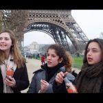【オランジーナ発祥の地のフランス!サントリーのブラッドオランジーナ】パリで日本のオランジーナをフランス人が飲んだ!