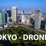 【高品質な空撮!】ドローンで東京を撮影!
