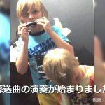 【少女が号泣】金魚のお葬式!
