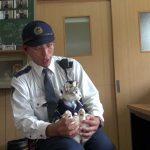 【市民の生活を守るニャ!】京都府宮津市の養老駐在所の猫の駐在さん!